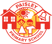 Paisley Primary School Logo